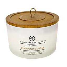 Chesapeake Bay Candle® Driftwood & Amber 3-Wick Candle Jar