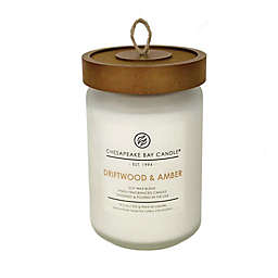 Chesapeake Bay Candle® Driftwood & Amber Large Candle Jar