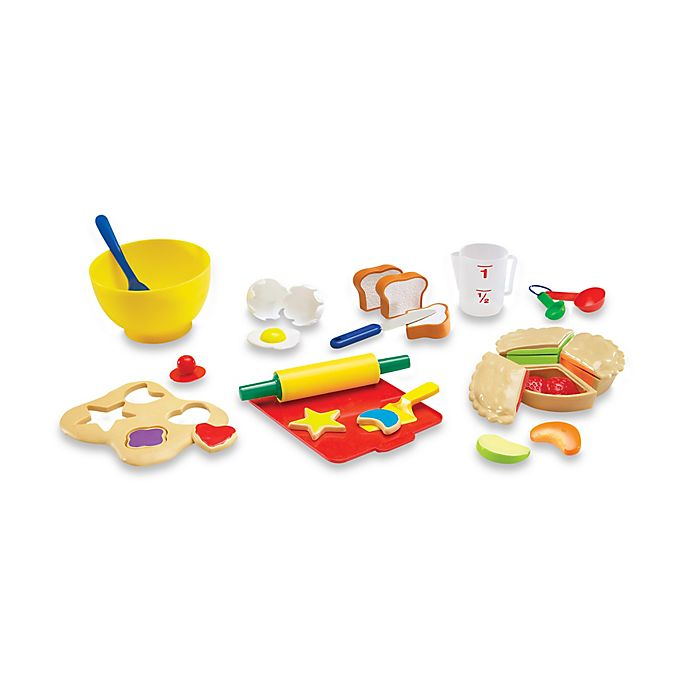 Alternate image 1 for Learning Resources Pretend & Play® Bakery Set