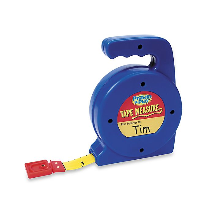 Alternate image 1 for Learning Resources Pretend & Play® Tape Measure