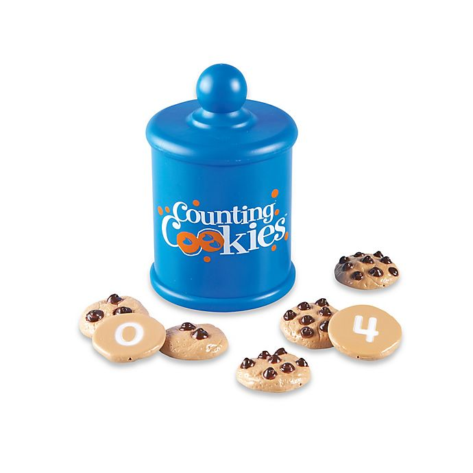 Alternate image 1 for Learning Resources Smart Snacks® Counting Cookies™