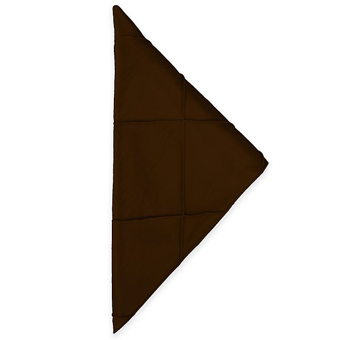 Alternate image 1 for Bombay Napkins in Chocolate (Set of 4)