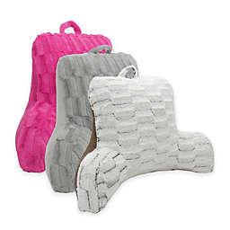 Arlee Home Fashions® Nevada Cut Plush Backrest Pillow