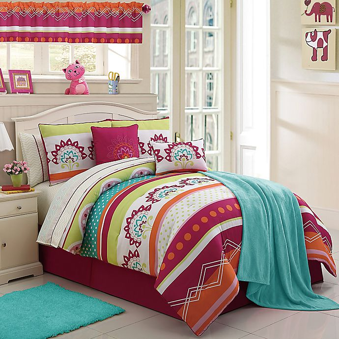 Alternate image 1 for VCNY 11-13 Piece Vanessa Comforter Set