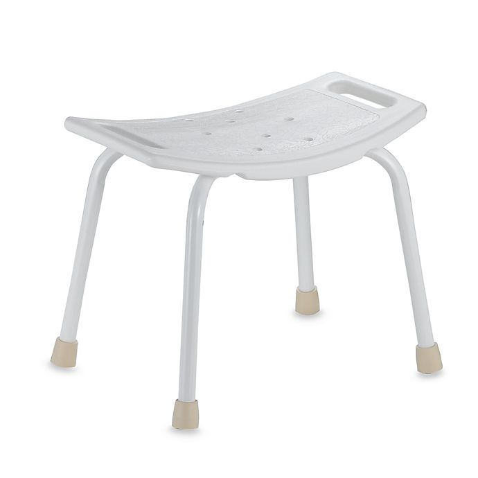 Alternate image 1 for Moen® Home Care® Tub and Shower Seat in Glacier