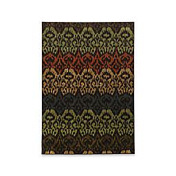 Oriental Weavers Parker Tribal Rug in Black