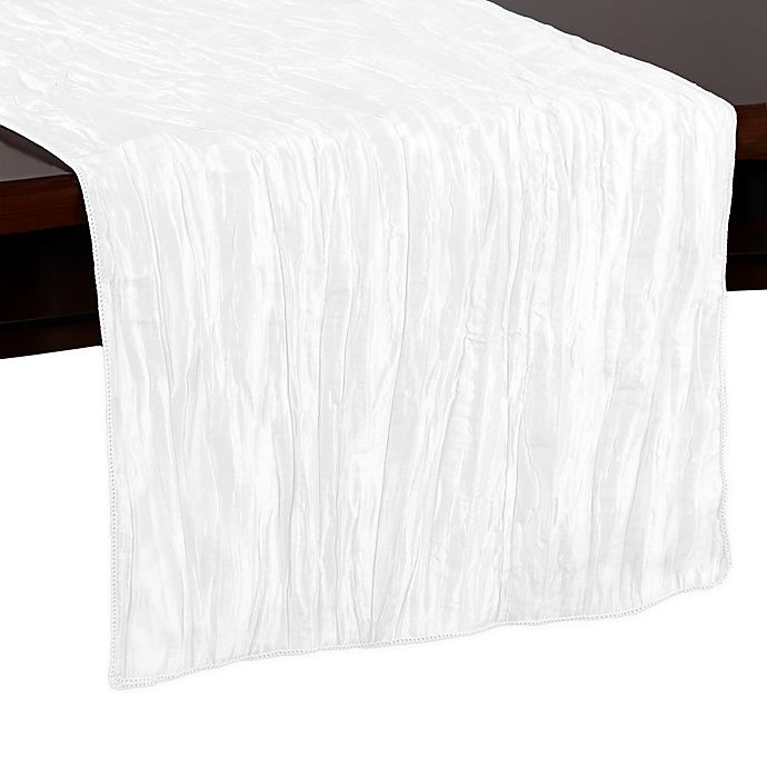 Alternate image 1 for Delano 54-Inch Table Runner in White