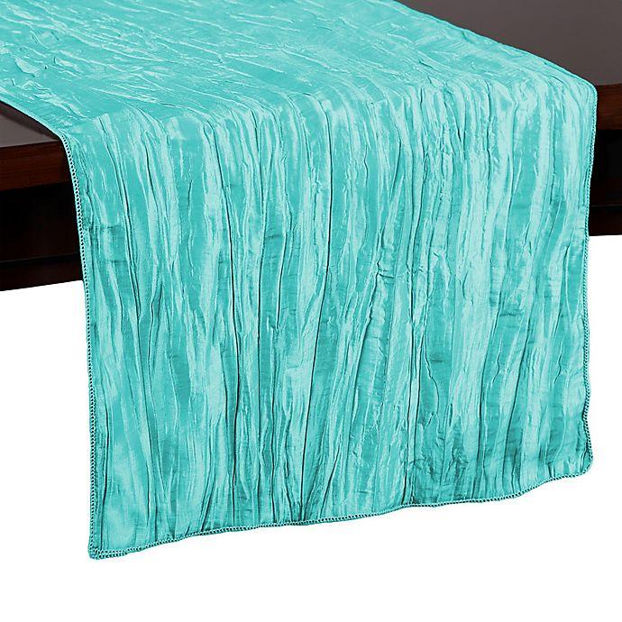 Alternate image 1 for Delano 72-Inch Table Runner in Turquoise