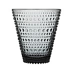 Iittala Kastehelmi Tumblers in Grey (Set of 2)
