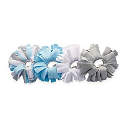 Pomchies® Cheer Pom Charms in Blue (Set of 4)