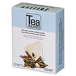 Tea Squared 100-Count Biodegradable Paper Filters