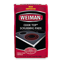 Weiman® Cook Top Scrubbing Pads (Set of 3)