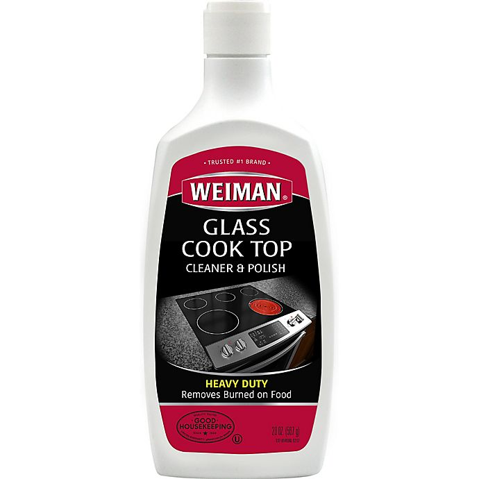 Alternate image 1 for Weiman® 20 Oz. Glass Cook Top Cleaner