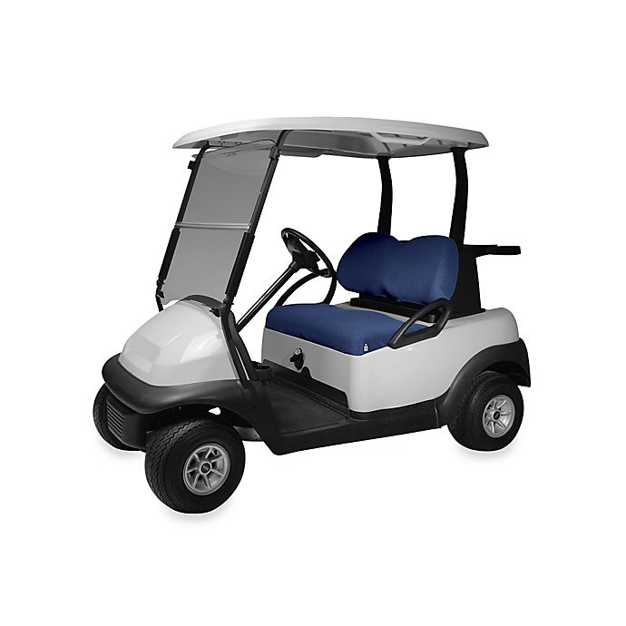 Golf Cart Seat Cover In Navy Bed Bath Beyond