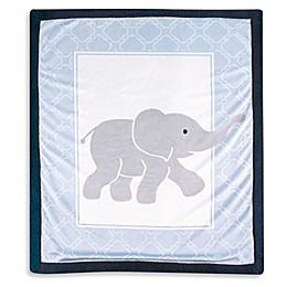 BabyVision® Luvable Friends® Elephant Sherpa Blanket