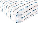 BabyVision® Touched By Nature 100% Organic Cotton Feather Fitted Crib Sheet