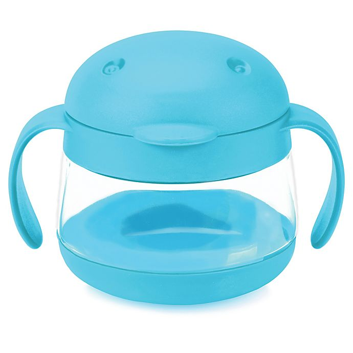 Alternate image 1 for Ubbi® Tweat Snack Container in Robin's Egg Blue