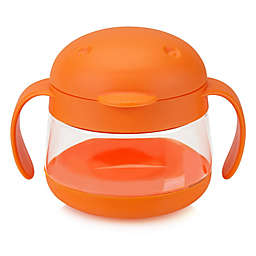 Ubbi® Tweat Snack Container in Orange
