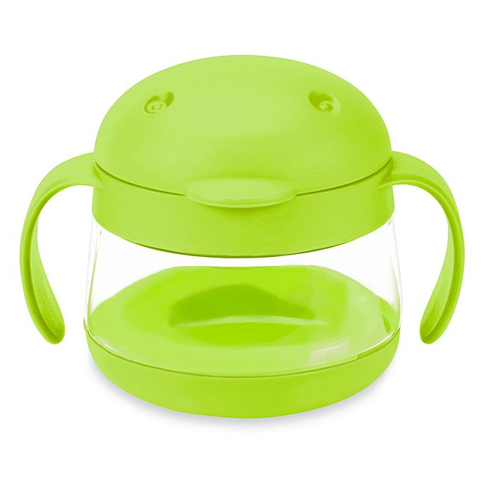 Alternate image 1 for Ubbi® Tweat Snack Container in Green