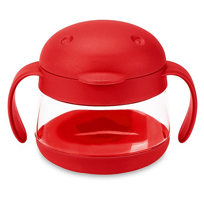 Alternate image 1 for Ubbi® Tweat Snack Container in Red
