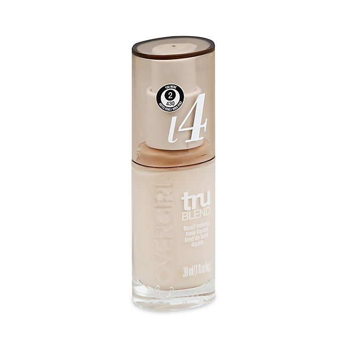 Alternate image 1 for CoverGirl® TruBlend Liquid Makeup in Classic Beige