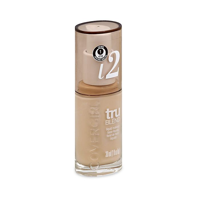 Alternate image 1 for CoverGirl® TruBlend Liquid Makeup in Classic Ivory
