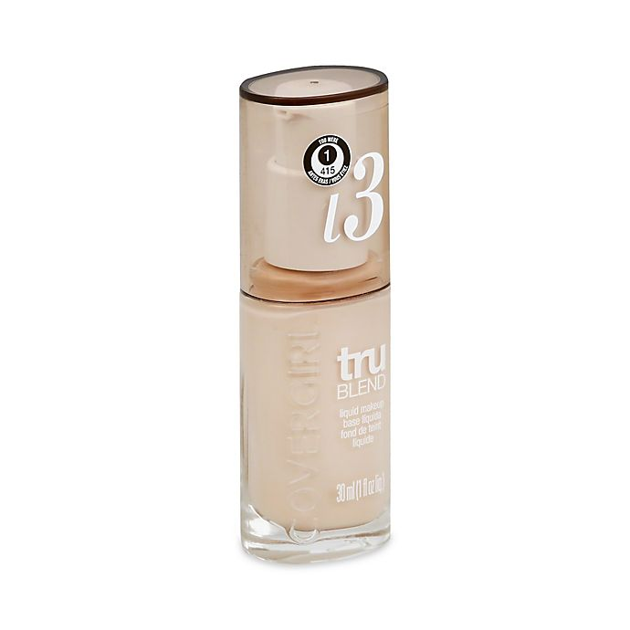 Alternate image 1 for CoverGirl® TruBlend Liquid Makeup in Natural Ivory