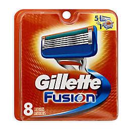 Gillette® Fusion® 8-Count Razor Cartridges