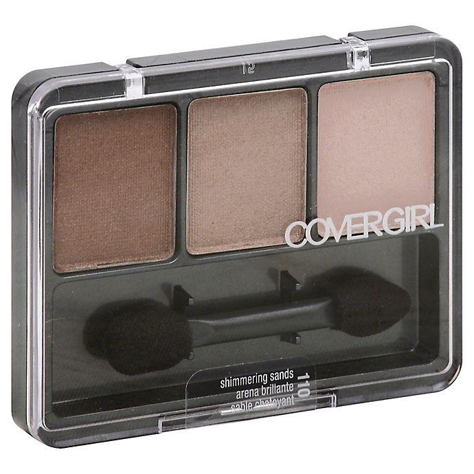 Alternate image 1 for CoverGirl® Eye Enhancers 3-Kit Shadows in Shimmering Sands