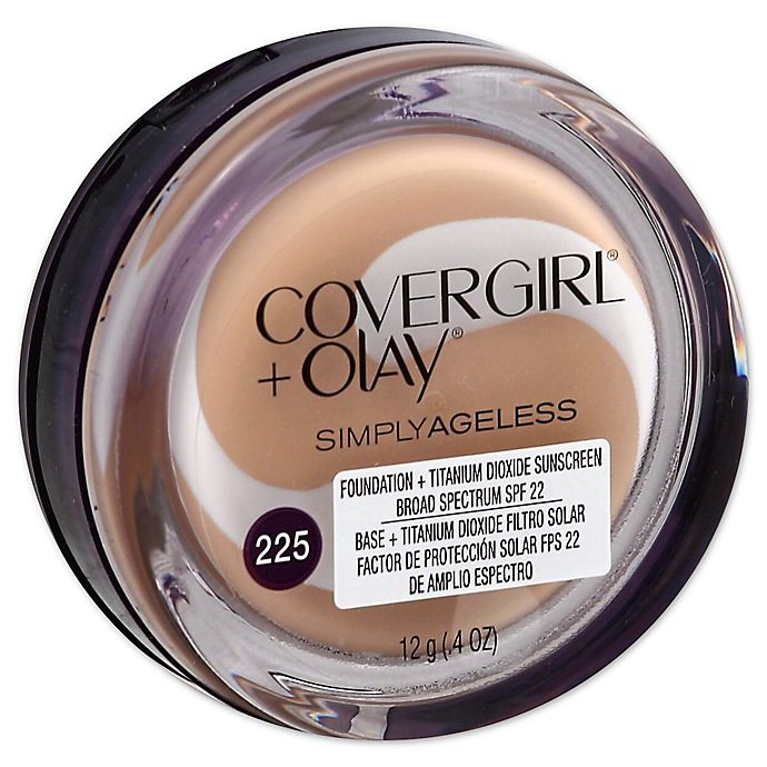 Alternate image 1 for CoverGirl®+Olay Simply Ageless Foundation in Buff Beige
