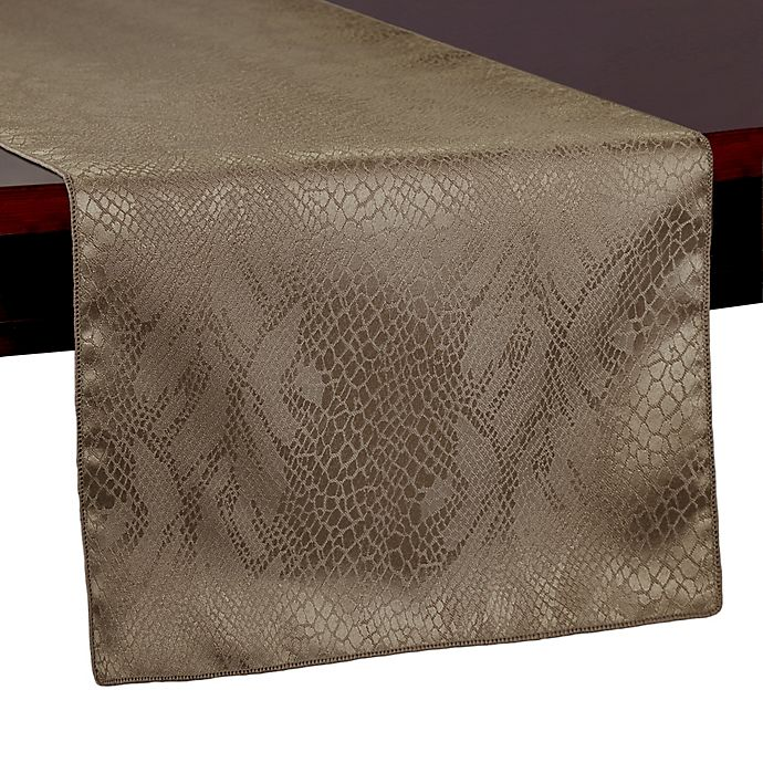 Alternate image 1 for Kenya 54-Inch Table Runner in Sand