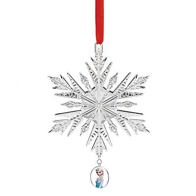 "Lenox® Disney ""Frozen"" Elsa Snowflake Ornament"