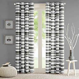 Intelligent Design Sadie Grommet Top Window Curtain Panel