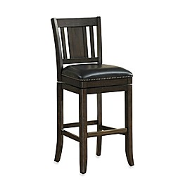 American Heritage San Marino Swivel Stool in Riverbank