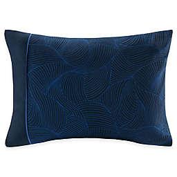 Natori Origami Mum Pillow Sham in Indigo