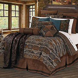 HiEnd Accents Rio Grande Duvet Cover Set