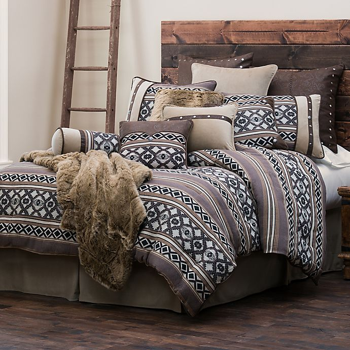 Alternate image 1 for HiEnd Accents Tucson Comforter Set