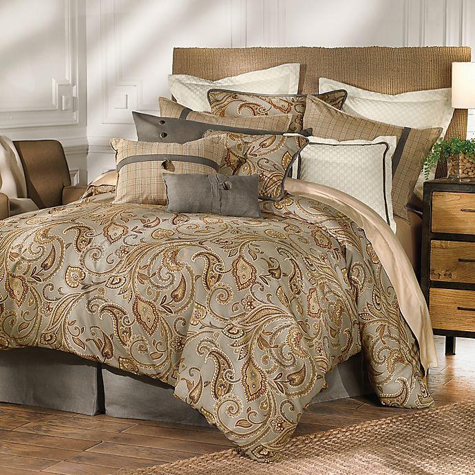 Alternate image 1 for HiEnd Accents 4-Piece Piedmont Comforter Set