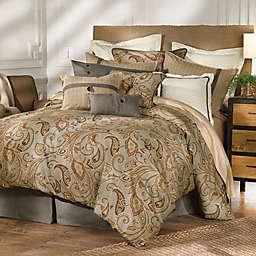 HiEnd Accents 4-Piece King Piedmont Comforter Set