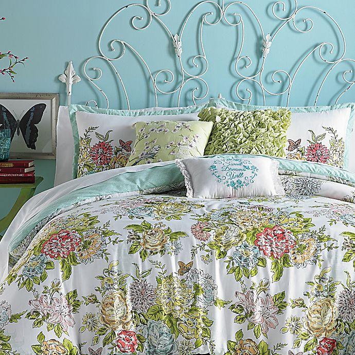 Alternate image 1 for Jessica Simpson Elodie 3-Piece Comforter Set