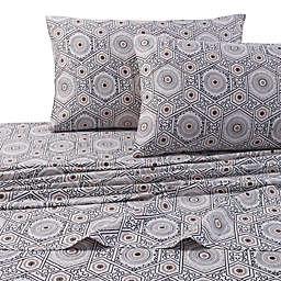 Tribeca Living Maldives 300-Thread-Count Premium Cotton Deep Pocket Sheet Set