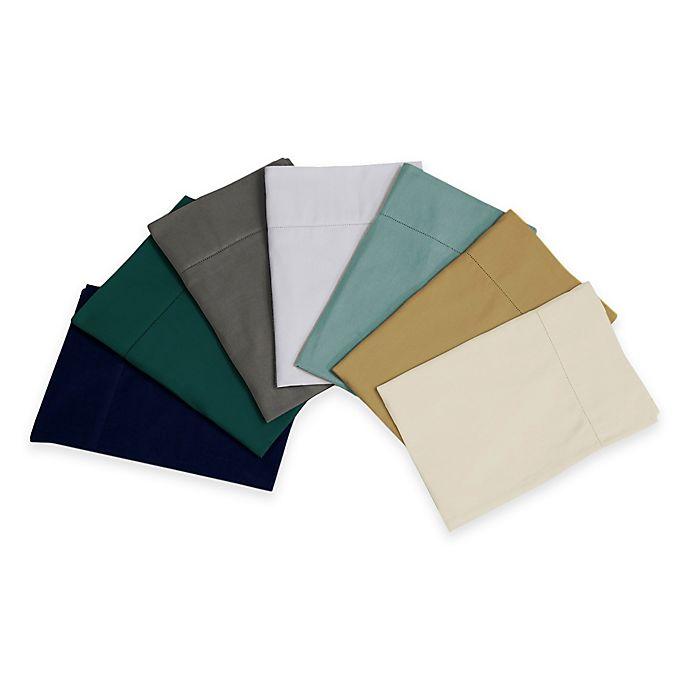 Alternate image 1 for Tribeca Living 200 GSM Solid Flannel Deep Pocket Sheet Set