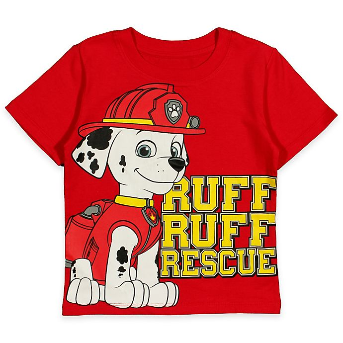 Paw Patrol Ready for Action Short Sleeve T Shirt