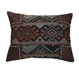 HiEnd Accents Del Rio Navajo-Inspired Scalloped Chenille Throw Pillow