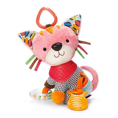 SKIP*HOP® Kitty Bandana Buddies Activity Toy