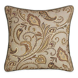 HiEnd Accents Paisley European Pillow Sham