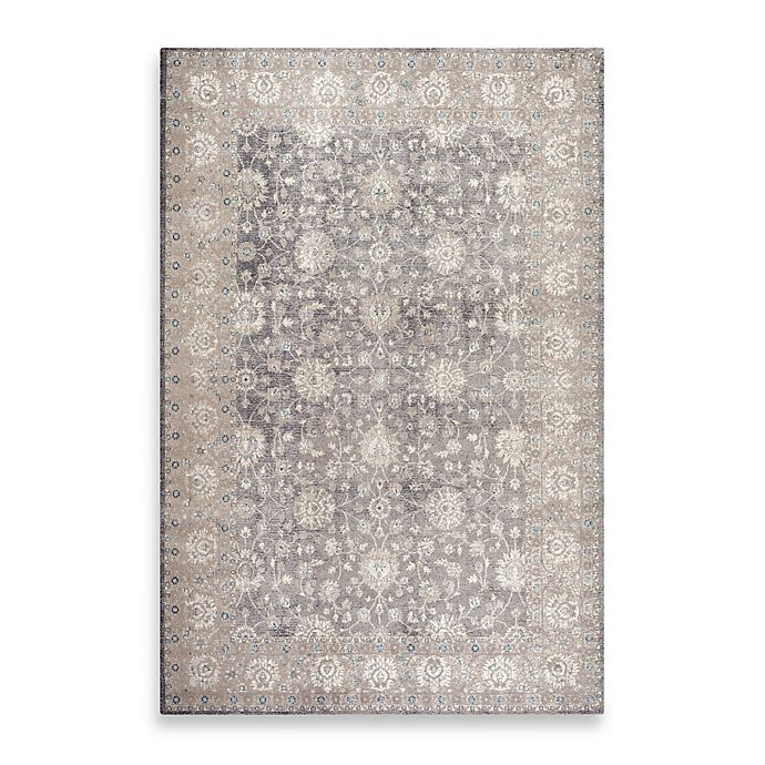 Alternate image 1 for Safavieh Sofia Collection Traditional 8-Foot x 11-Foot Area Rug in Grey