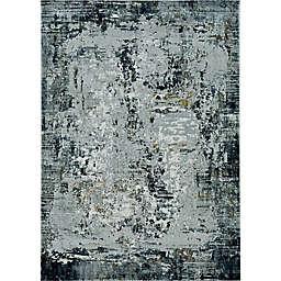 KAS Lara Luminary 6'7 x 9'6 Area Rug in Grey