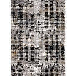 KAS Lara Inspire 6'7 x 9'6 Area Rug in Grey