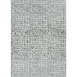 KAS Inspire Tribeca 3'3 x 4'7 Accent Rug in Grey
